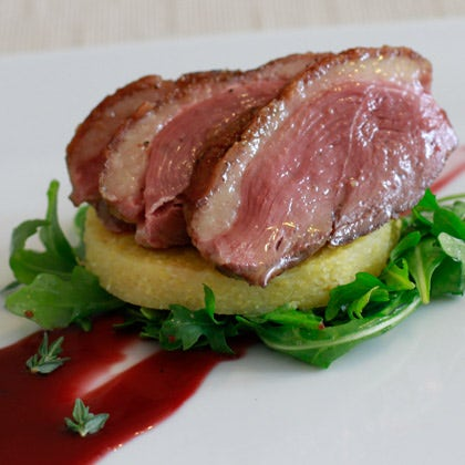 ... pomegranate citrus duck breast with pomegranate citrus glaze recipes