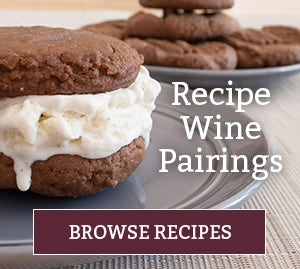 Recipe Wine Pairings