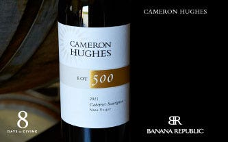 Cameron Hughes Wine - 8 Days of Giving